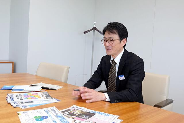 DNP田村高顕氏